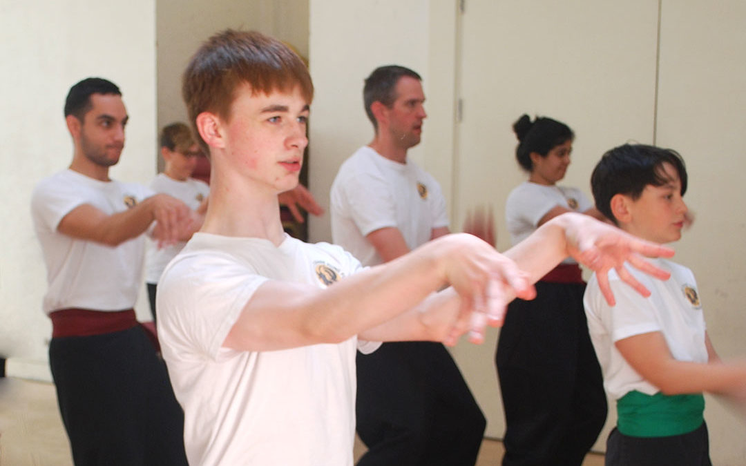 The Benefits of Training Kung Fu