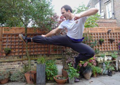 Daniel - Tiger Crane Kung Fu - 007
