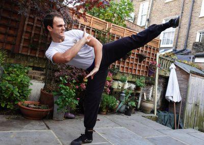Daniel - Tiger Crane Kung Fu - 005