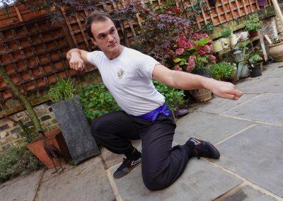 Daniel - Tiger Crane Kung Fu - 002